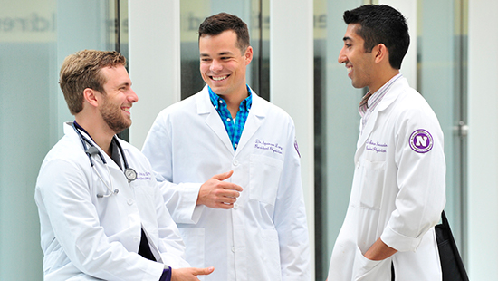 McGaw Medical Center of Northwestern University: Feinberg