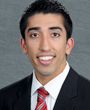 Adnan Hussain, MD, '17 GME